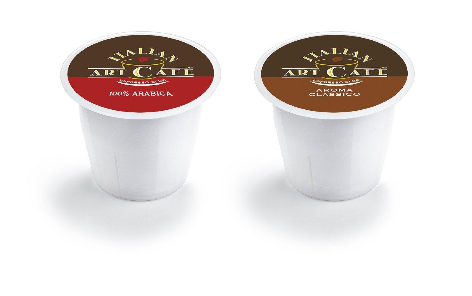 Le Nuove Macchine Da Caffè Con Capsule O Cialde Guarda I Prezzi