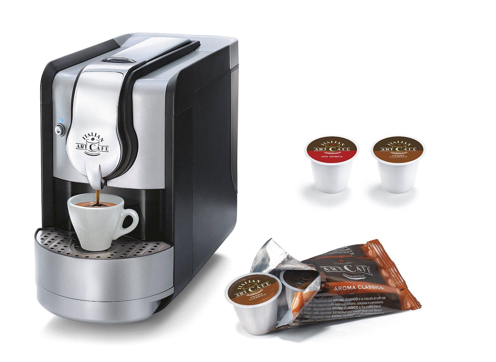 Macchina produzione capsule caffe