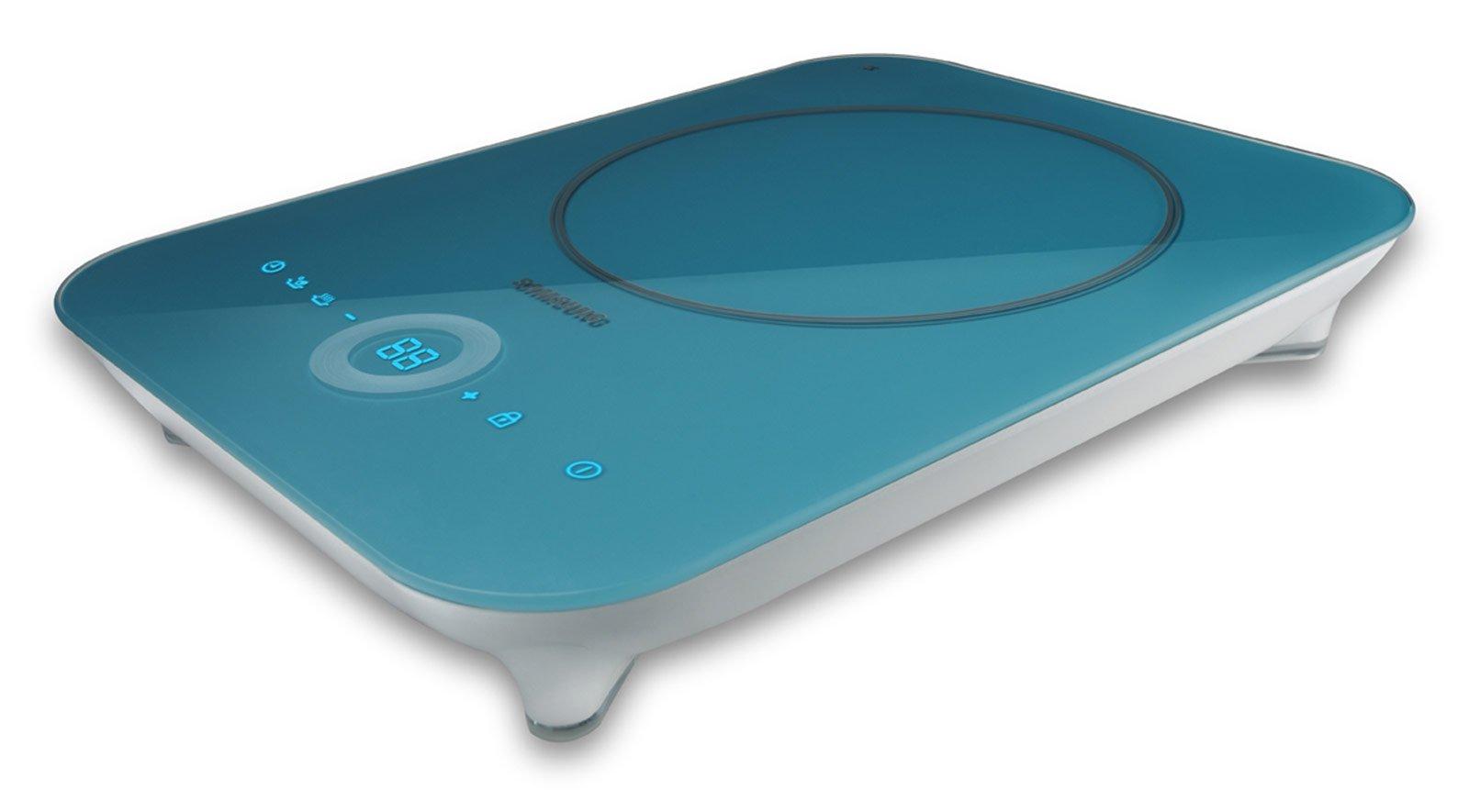 Amazing Il Piano Cottura A Induzione Portatile CTN431SC0S Di Samsung Ha La Funzione  100° C Che ...