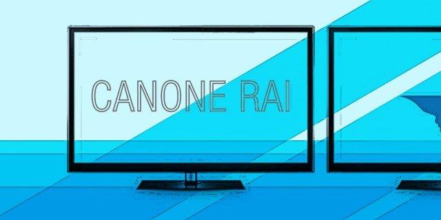 CANONE-rai over 75 anni