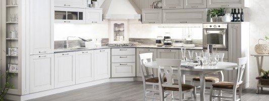 Cucine classiche arredamento cose di casa - Cucine classiche bianche ...