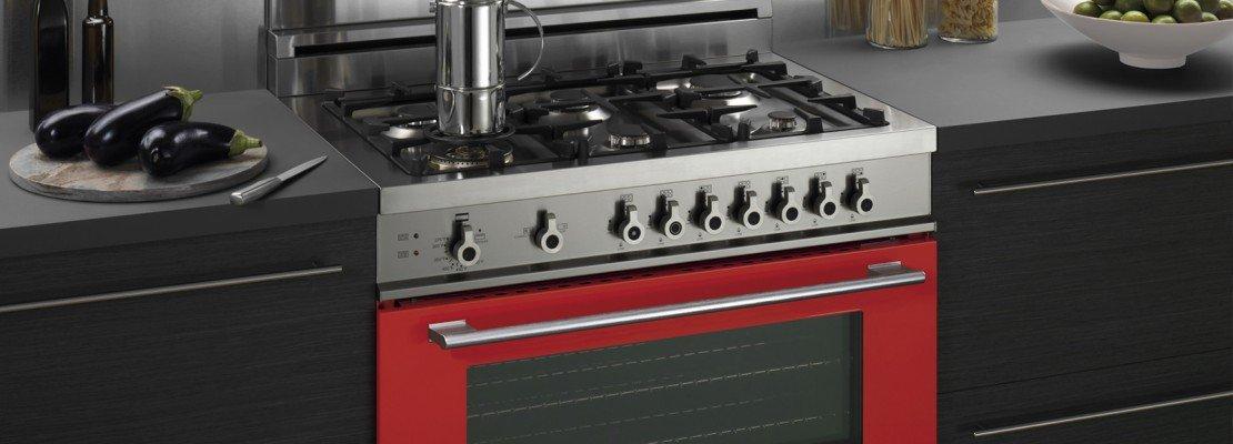 Cucina monoblocco piano cottura e forno tutto in uno freestanding cose di casa - Cucine monoblocco prezzi ...