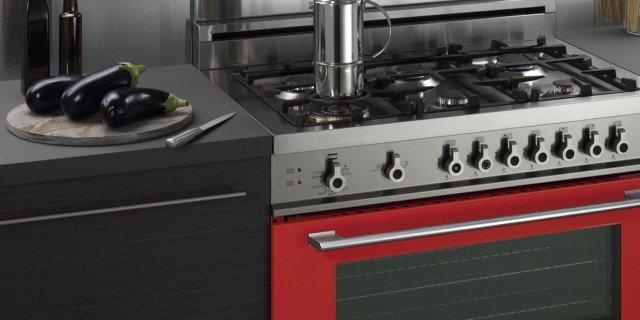 Cottura dei cibi in cucina: forni, piani cottura, macchine ...