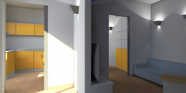 Zona Giorno Open Space Come Separare Le Funzioni Cose Di Casa
