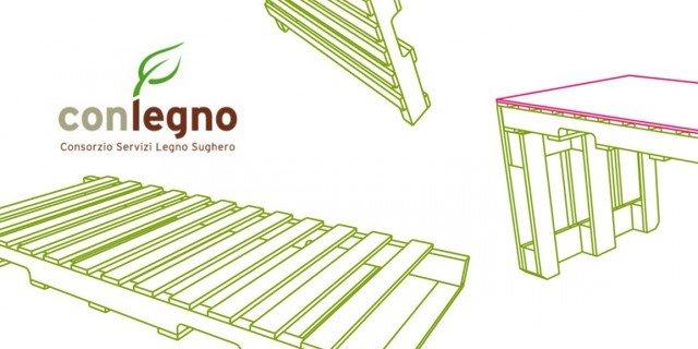 """Conlegno indice il concorso """"International Pallet Design Contest"""""""