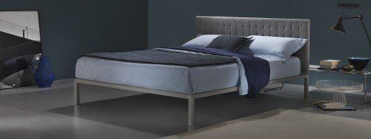 Tante versioni per il letto tessile
