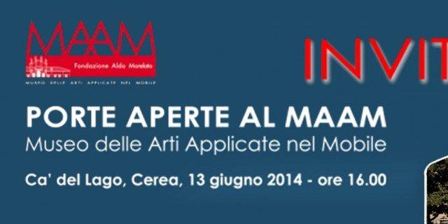 Alla Fondazione Morelato per visitare il Museo delle Arti Applicate nel Mobile