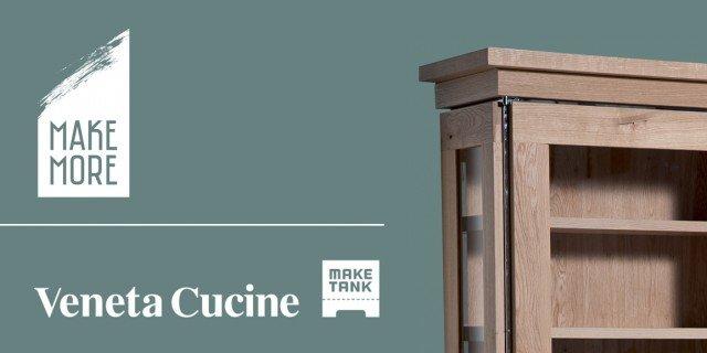 Prima edizione di MakeMore, concorso promosso da Veneta Cucine