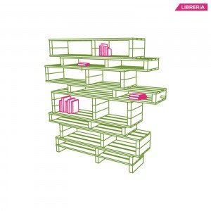 Libreria Be Eco.  www.800x1200.it