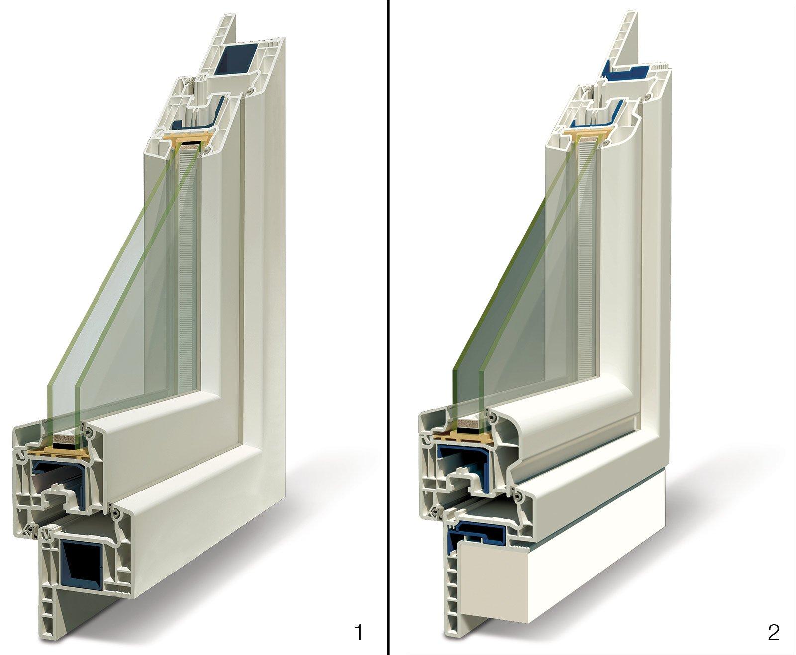 Cambiare le finestre guarda il video di un 39 installazione cose di casa - Montaggio finestre pvc senza controtelaio ...