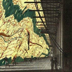 Monditalia – Corderie – Map 14. Mostra Internazionale di Architettura – Fundamentals la Biennale di Venezia Corderie, Arsenale Courtesy la Biennale di Venezia Copyright Rem Koolhaas