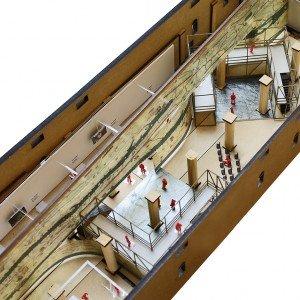 Monditalia – Corderie – Stages Axo 14. Mostra Internazionale di Architettura – Fundamentals la Biennale di Venezia Corderie, Arsenale Courtesy la Biennale di Venezia Copyright Rem Koolhaas