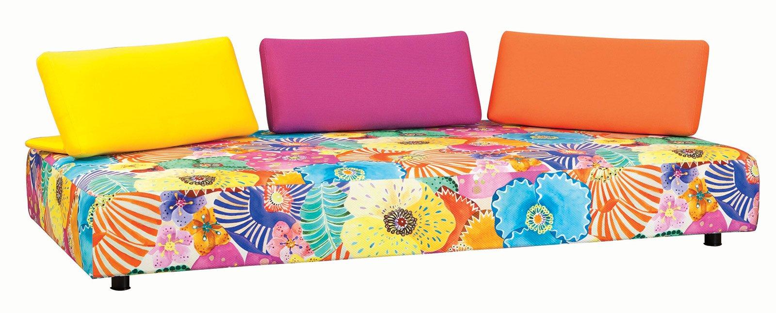 Far salotto in giardino o in terrazzo cose di casa - Cuscini da divano ...