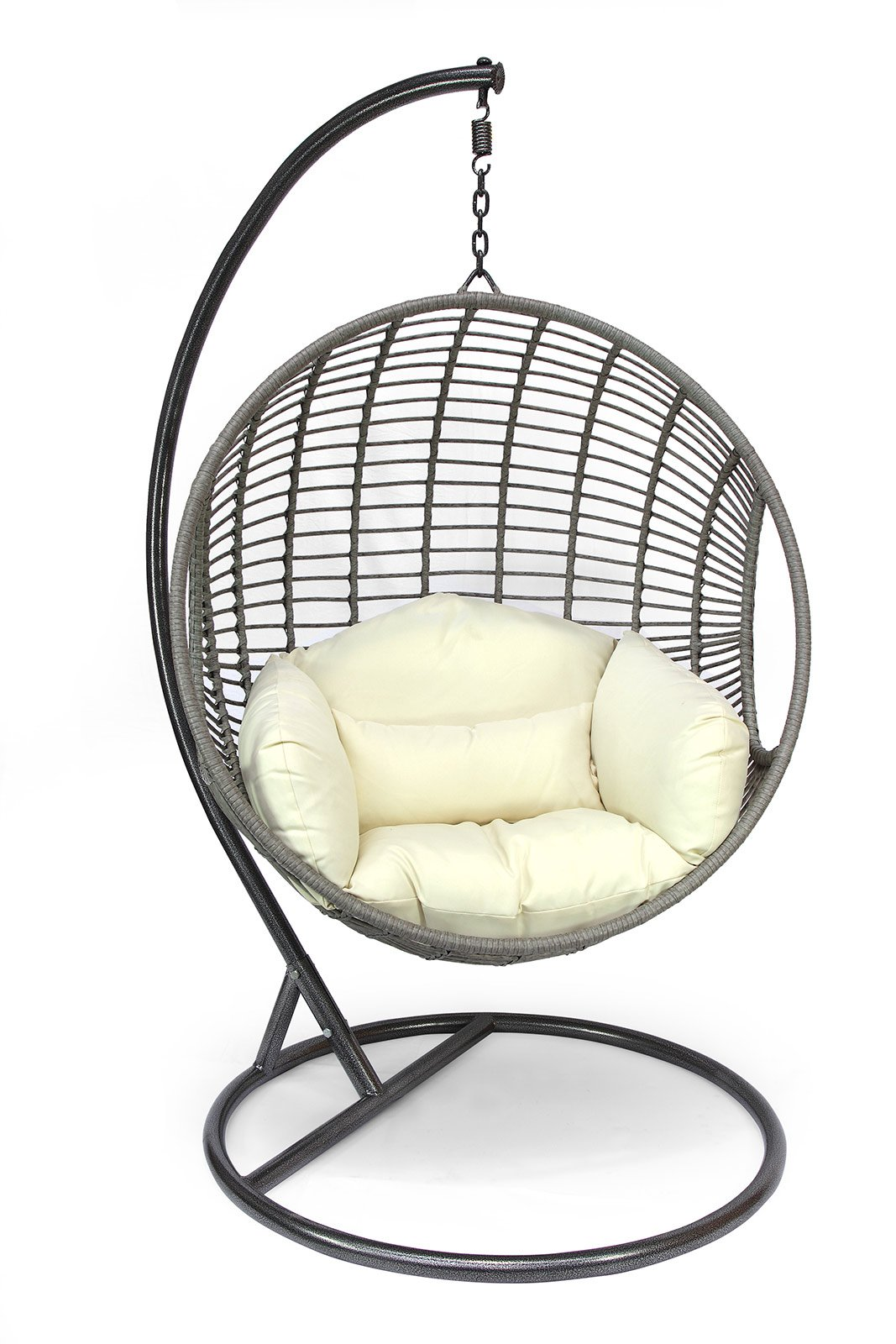 Far salotto in giardino o in terrazzo cose di casa - Cuscini per dondolo da giardino ...