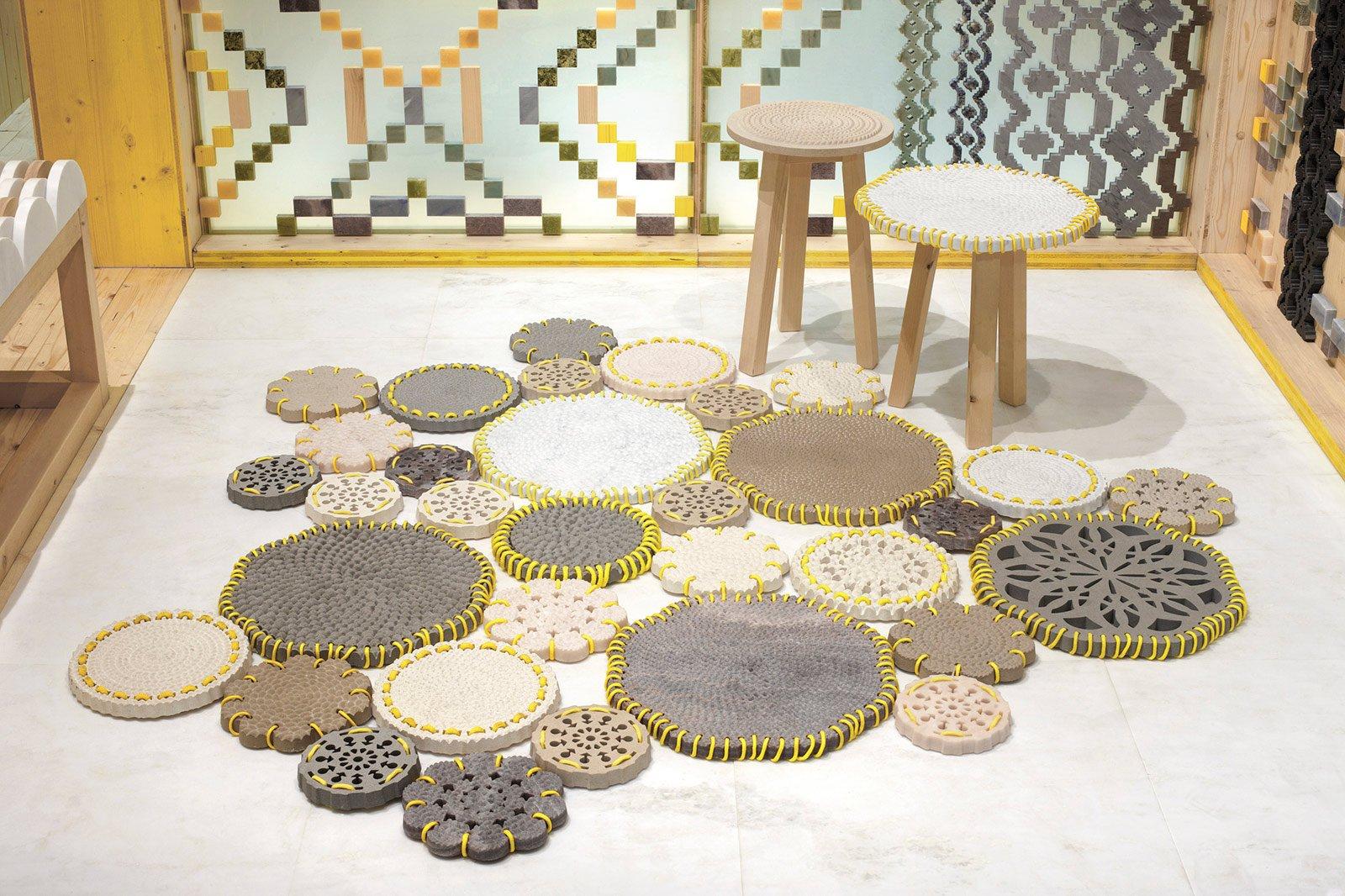 Protagonisti cemento, marmo e lamiere - Cose di Casa