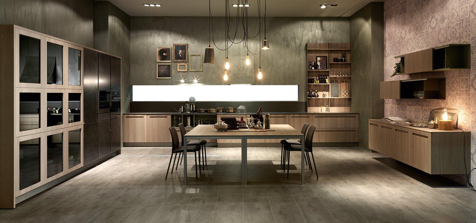 8 stosa mood 08 cose di casa - Cucine moderne in legno naturale ...