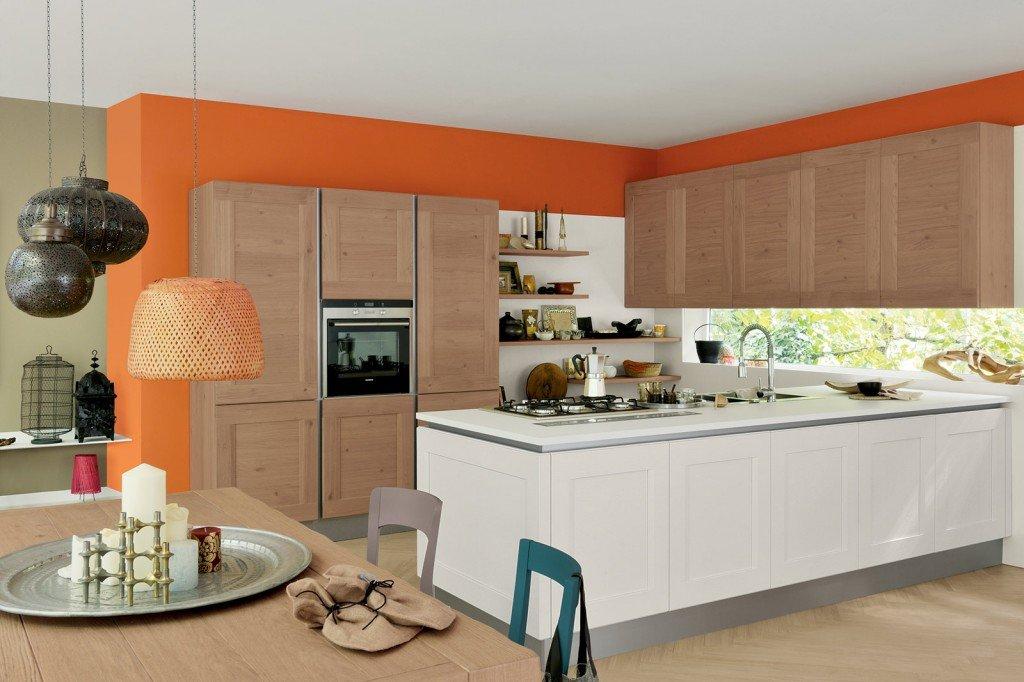 Cucine moderne in legno cose di casa - Cucine da 10000 euro ...