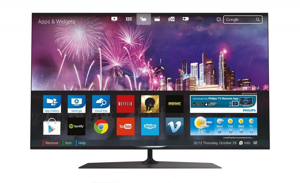 Lo Smart TV 47PFL7008S/12 della Serie 7800 di Philips oltre a essere ...