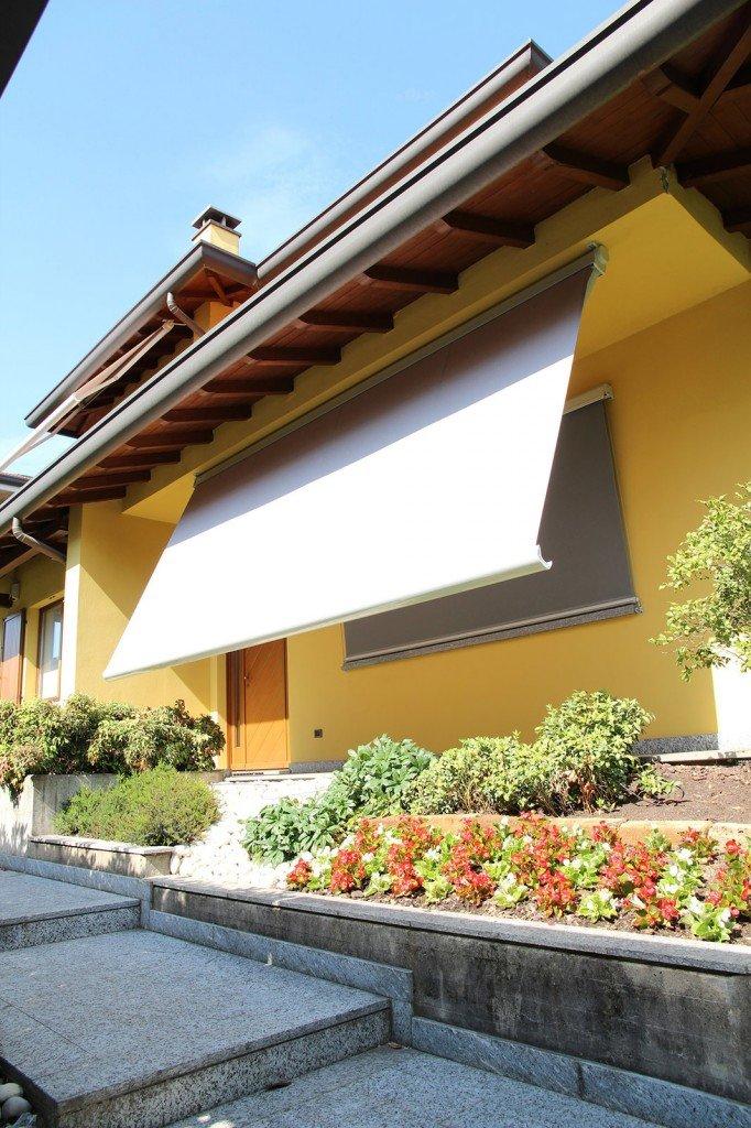 Tende da sole per terrazzo o giardino cose di casa - Tende da arredamento casa ...