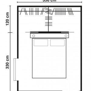 Misure Minime Per Una Cabina Armadio.Misure Minime Bagno In Camera Bagno E Antibagno Disabili Dwg Con