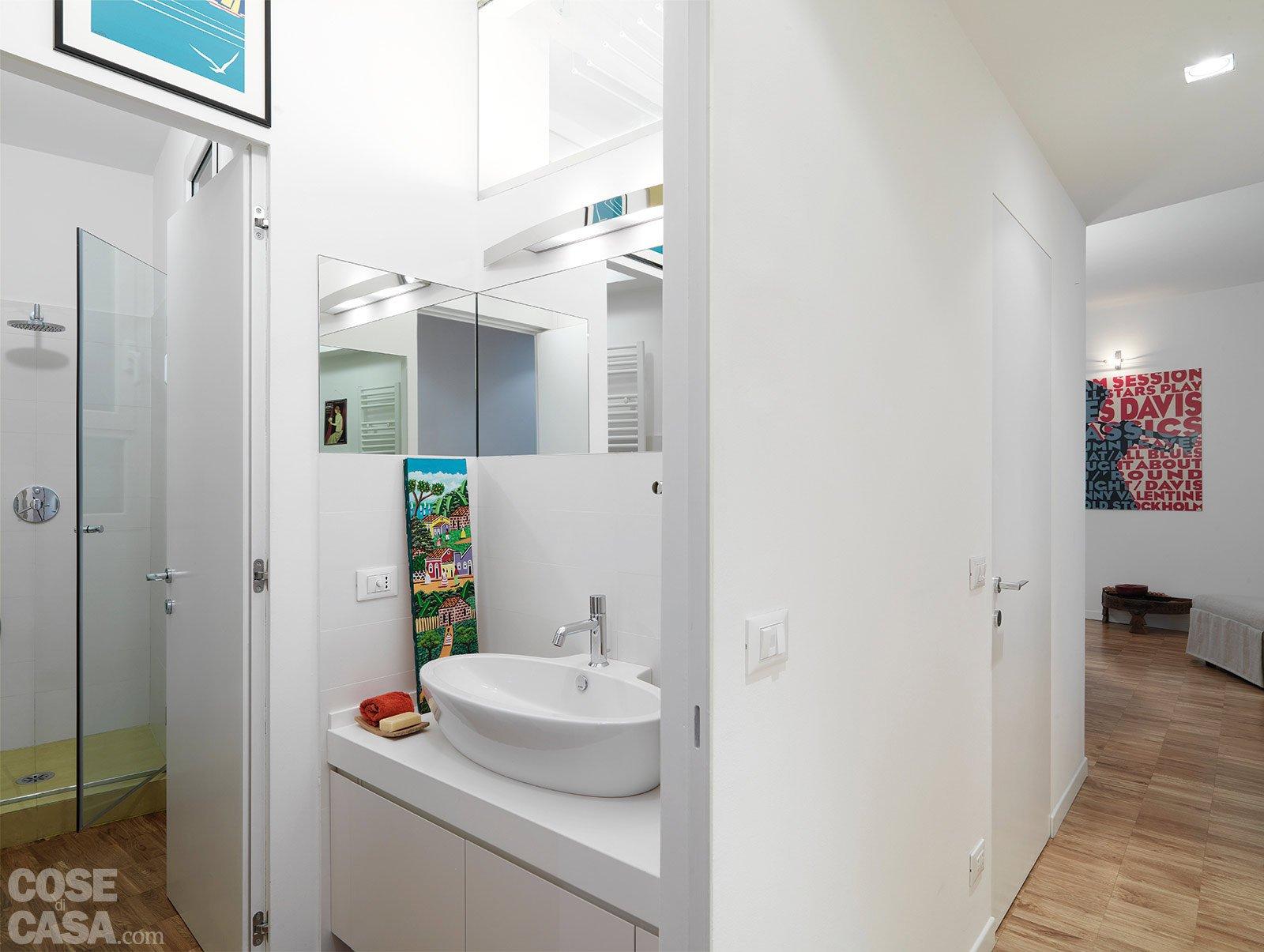 74 mq moltiplicati e ottimizzati cose di casa - Casa e bagno ...