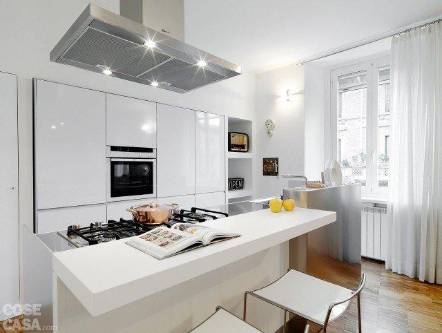 74 mq moltiplicati e ottimizzati cose di casa for Telaio della finestra progetta il design della casa
