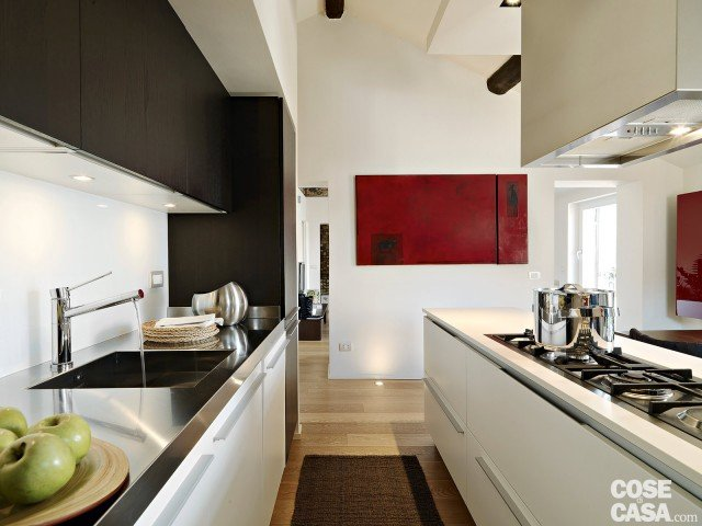 casa-pegazzano-pecchio-cucina