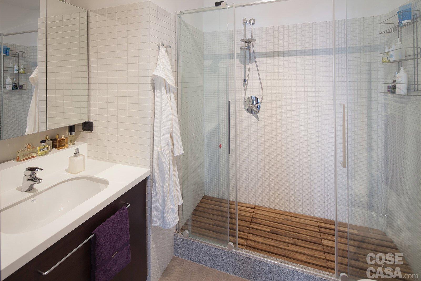 Suddivisioni ottimizzate per la casa di meno di 100 mq - Progetto bagno 2 mq ...