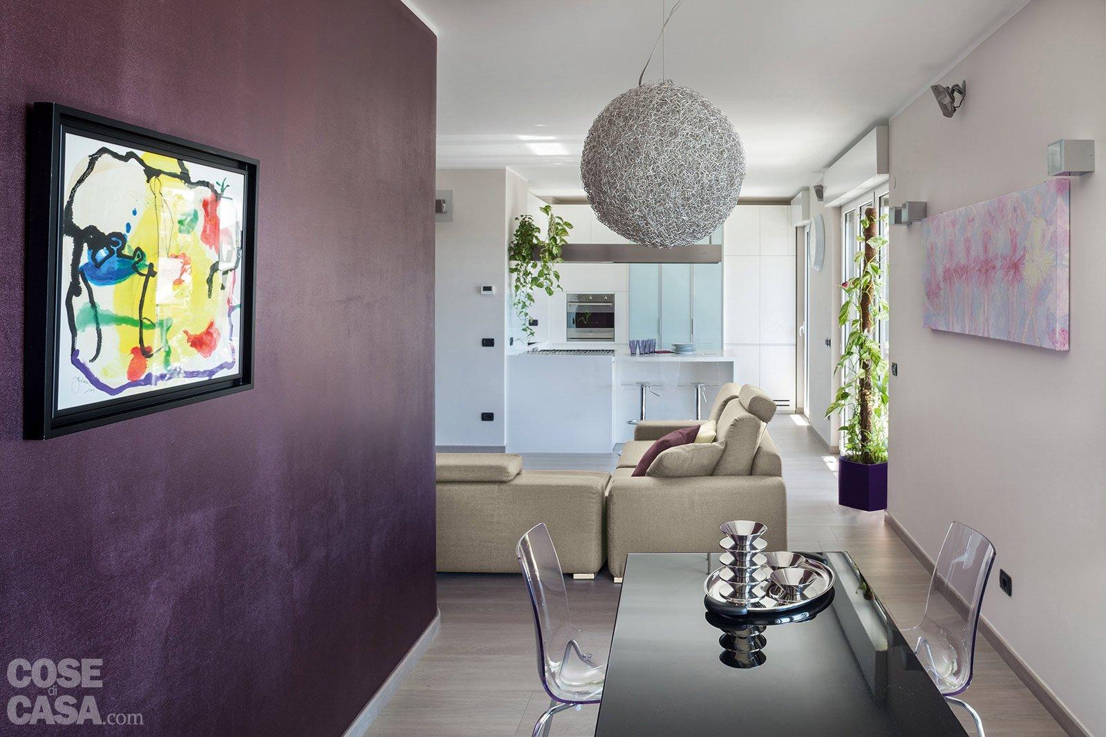 Suddivisioni ottimizzate per la casa di meno di 100 mq for Cose per casa