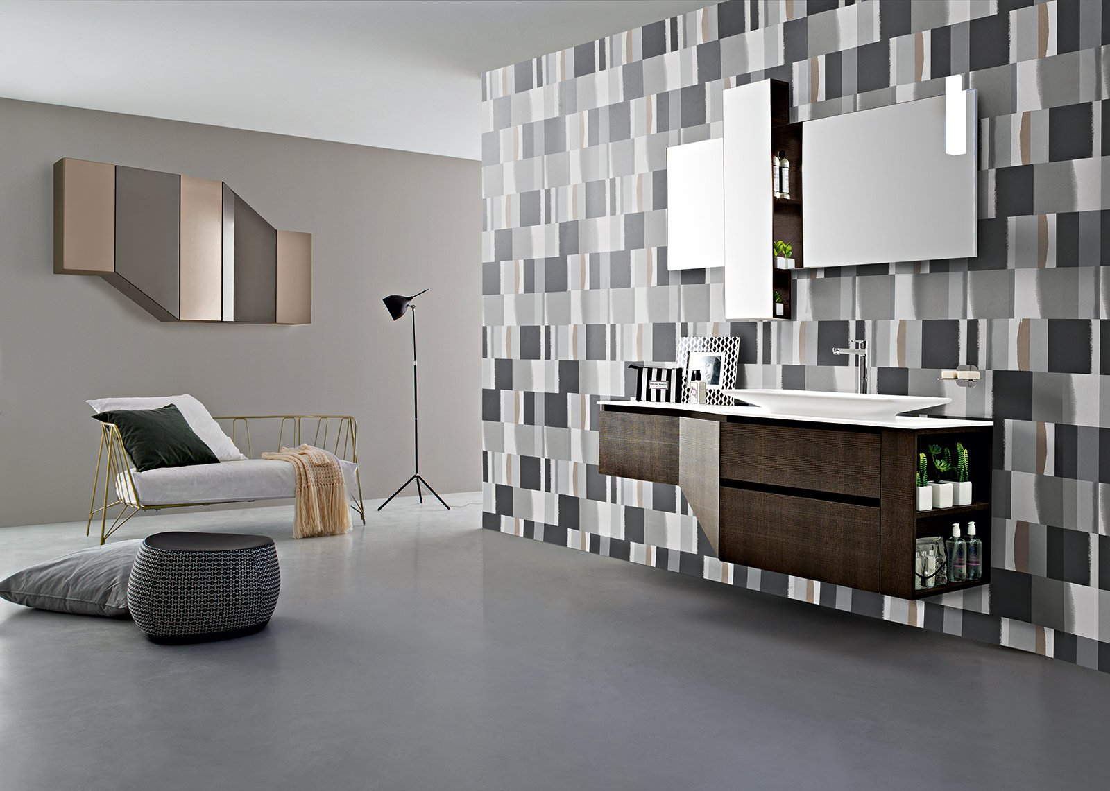 Cerasa joy mobililavabo cose di casa - Cerasa mobili bagno ...