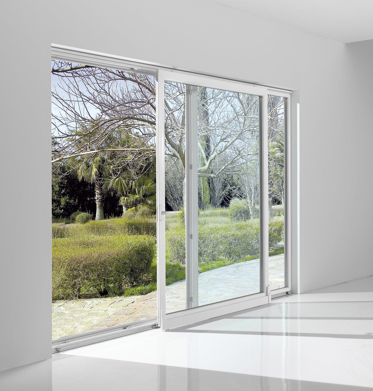 Serramenti in pvc a prova di furto cose di casa - Costo finestre in pvc ...