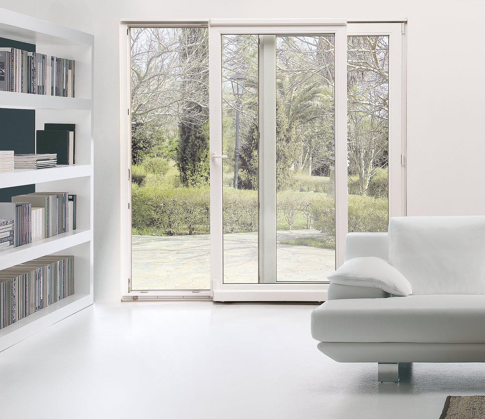 Serramenti in pvc a prova di furto cose di casa - La casa con le finestre che ridono ...