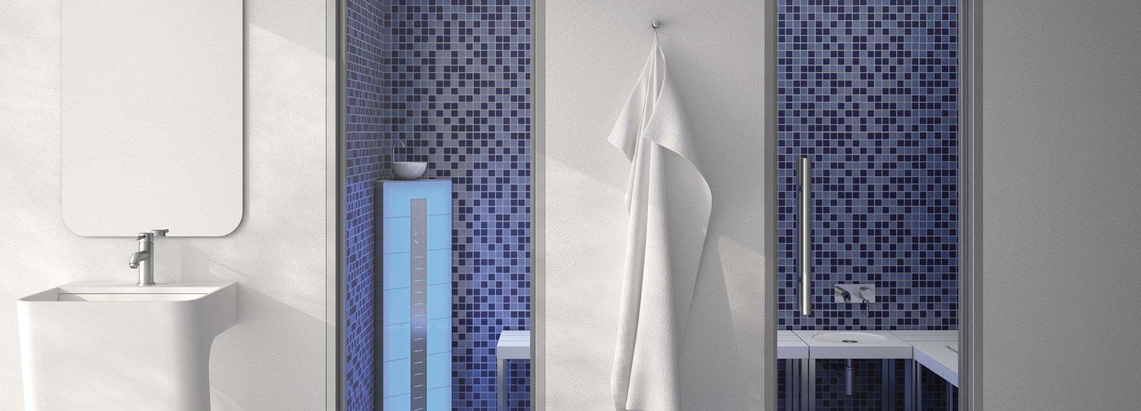 Il bagno turco a casa cose di casa - Il bagno turco dipinto ...