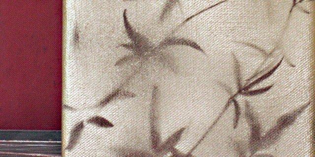 Quadretto botanico decorativo