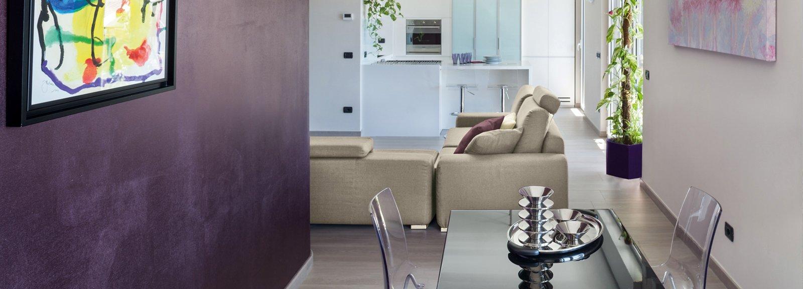 Suddivisioni ottimizzate per la casa di meno di 100 mq for Oggettistica particolare per la casa