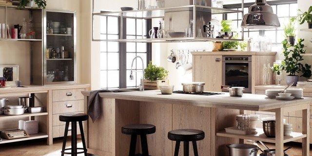 Cucine moderne in legno - Cose di Casa