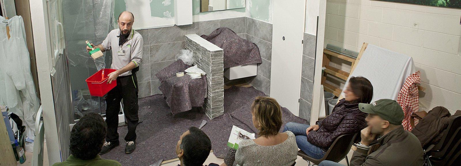 Bagno piccole riparazioni fai da te cose di casa - Bagno di vapore lezaeta fai da te ...