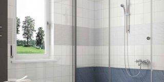La vasca diventa doccia in poco tempo e senza troppi lavori