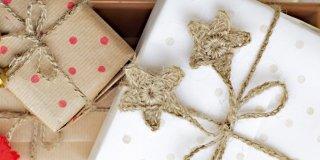 Idee per decorare: pacchetti regalo personalizzati