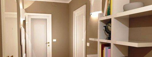 controsoffitto corridoio stretto : Illuminazione Corridoio Lungo E Stretto : corridoio quali finiture per ...