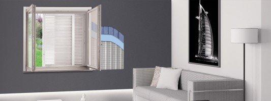 Finestre per la tua abitazione cose di casa for Imposte finestre
