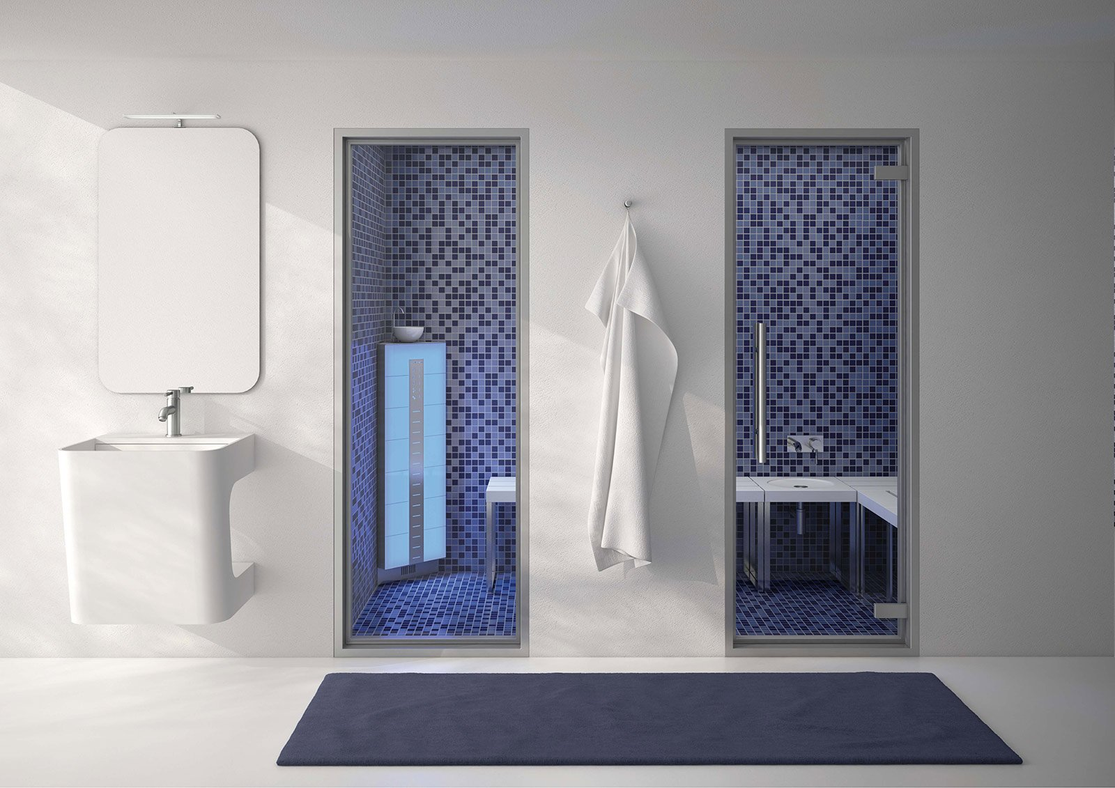 Il bagno turco a casa cose di casa - Bagno turco in casa ...