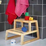 Un bagno a misura di bambino cose di casa for Scaletta bagno ikea