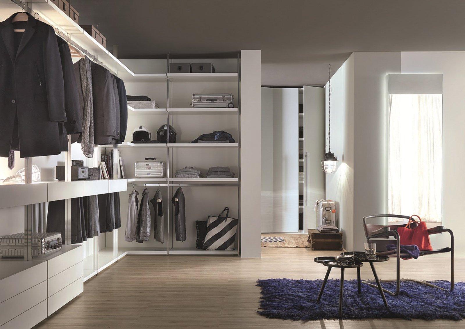 Dimensioni Minime Di Una Cabina Armadio : Cabine armadio progettiamo insieme lo spazio cose di casa
