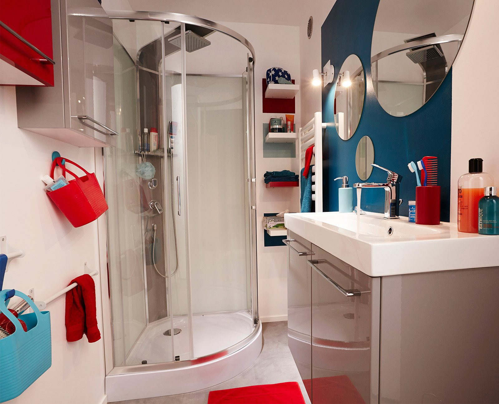 Lavabo mobile cose di casa for Catalogo bagno leroy merlin
