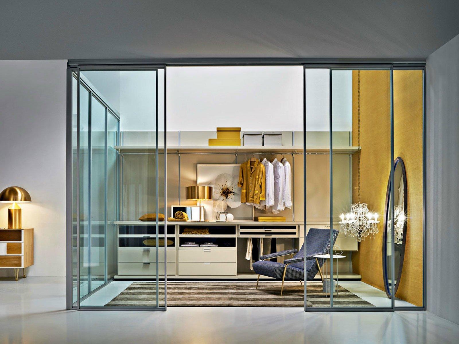 cabine armadio. progettiamo insieme lo spazio - cose di casa - Misure Necessarie Per Cabina Armadio