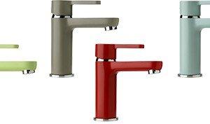 bagno: creatività e personalizzazione a prezzi convenienti - cose ... - Leroy Merlin Rubinetti Bagno