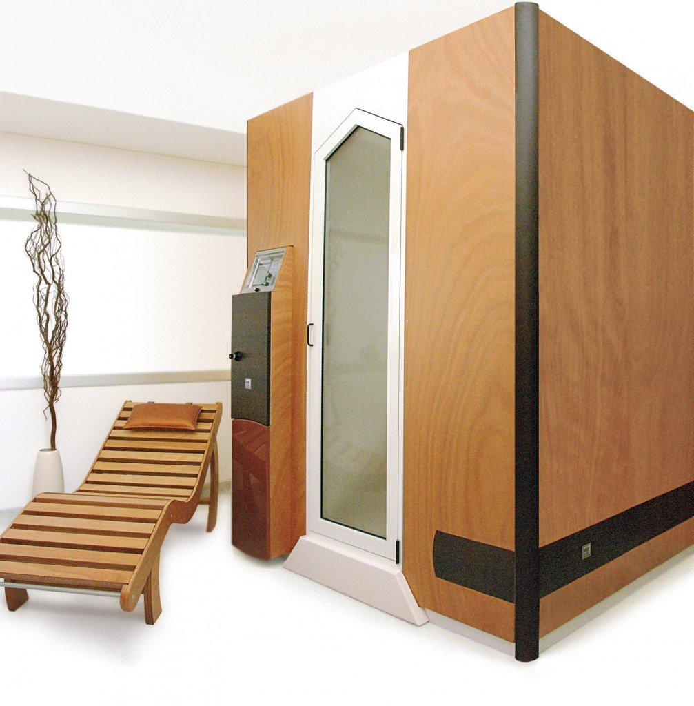 Il bagno turco a casa cose di casa - Sauna bagno turco ...