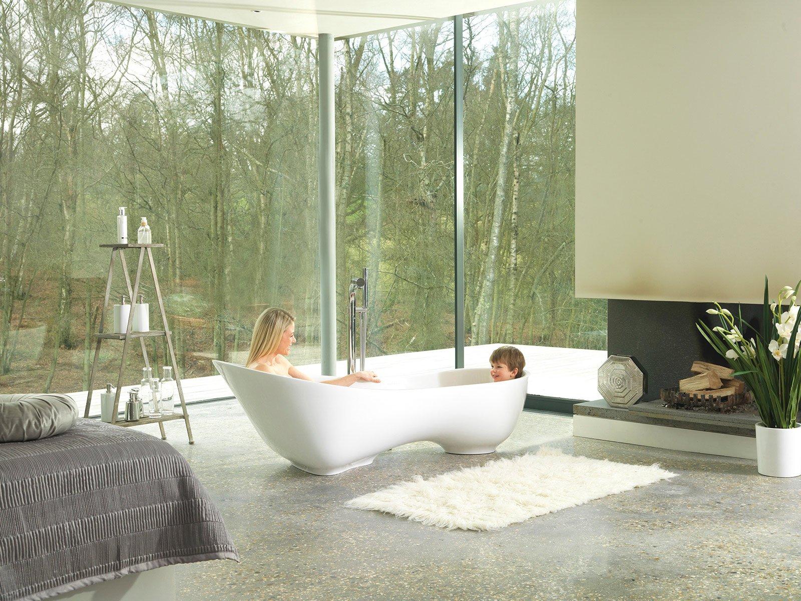 Un bagno a misura di bambino cose di casa - Vasca bagno bambini ...