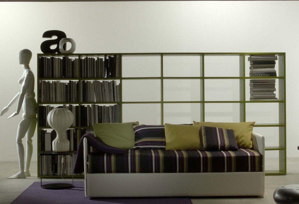 Camerette per dormire studiare e giocare cose di casa - Divano letto comodo per dormire ...